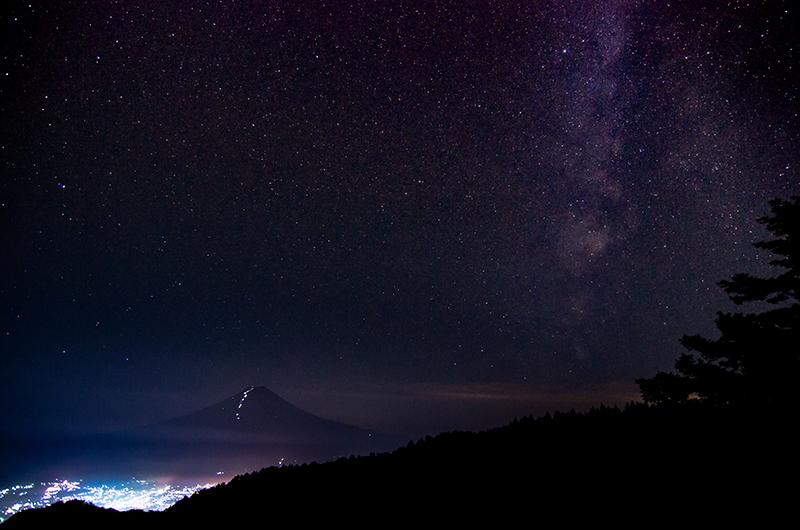 富士山 三つ峠
