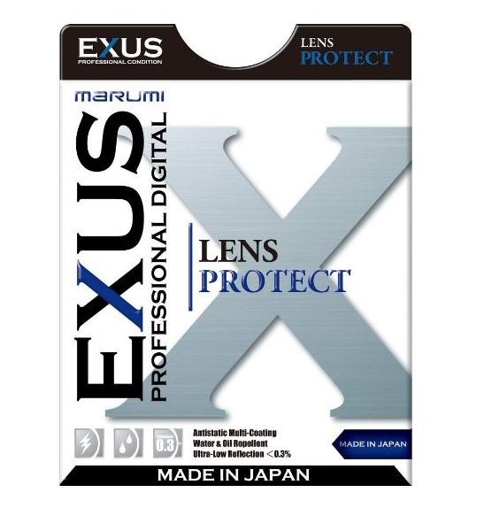 【追記】保護フィルター変更→EXUS レンズプロテクト