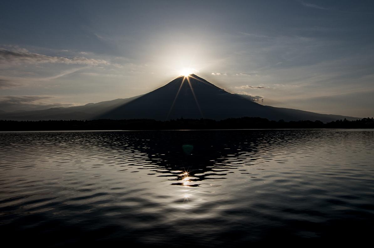 ダイヤモンド富士撮影まとめ♪