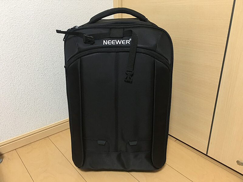 Neewerローリングカメラバックパック-NW3300購入してみた♪