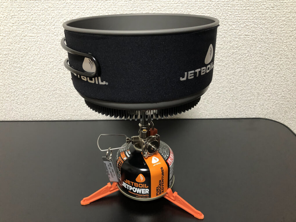 mont-bell JETBOIL